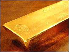 A bullion bar