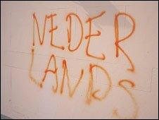Graffiti in Overijse