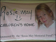 Rosie May home poster