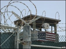 Guantanamo Bay US military prison