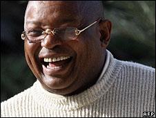 Former South African Defence Minister Mosiuoa Lekota