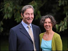 David and Maureen Somers