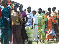 Women in southern Sudan