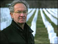 Simon Schama looks at war graves