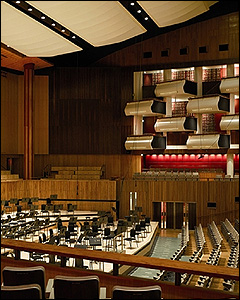 Royal Festival Hall. Copyright: Dennis Gilbert