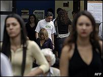 Población brasileña
