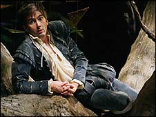 David Tennant in Love's Labour's Lost
