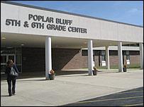 Escuela de Poplar Bluff