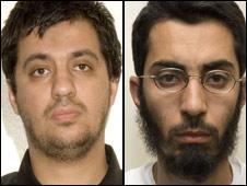 Bilal Abdulla and Mohammed Asha