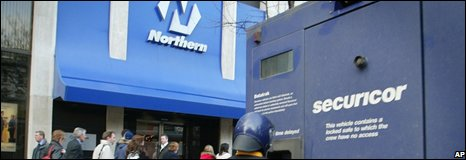 Northern Bank in Belfast