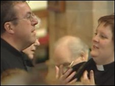 Bishop of Bangor electoral college members