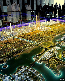 Dubai property exhibition
