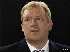 Rangers chairman Sir David Murray