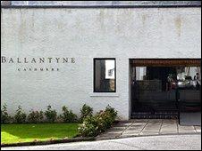 Ballantyne Cashmere
