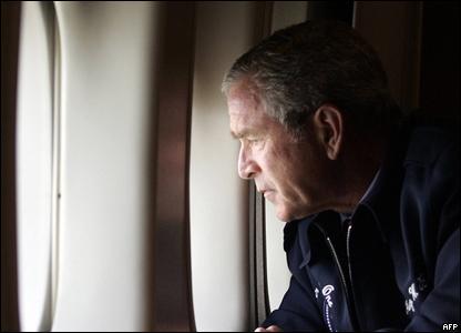 Правление Джорджа Буша в фотографиях