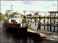 Renfrew - Yoker ferry
