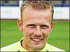 Ryan Young was Telford's hero with three penalty saves in the shoot-out