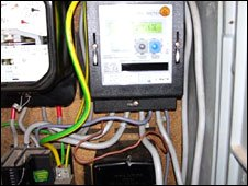 A modified mA meter that has been tampered with (Pic: Blackpool Coastal Housing Association).