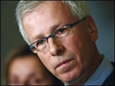 File photograph of Stephane Dion