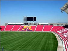 Real Salt Lake's new stadium