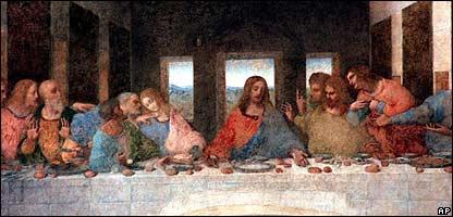 Imagen de la obra luego de su restauración, 27 de mayo de 1999