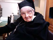 Sister Cecilia Gaudette