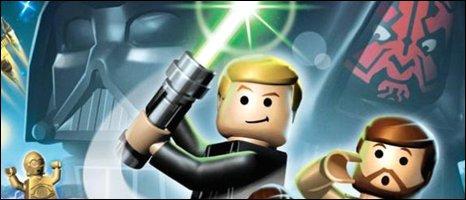 Artwortk from Lego Star Wars, LucasArts