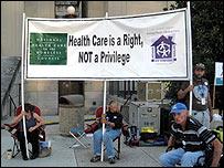 """""""La salud es un derecho y no un privilegio"""""""
