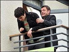 Tony and Liam