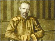 Baron Ungern von Sternberg
