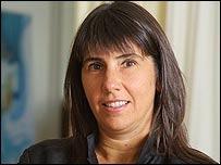 Mar�a Olivia Recart, subsecretaria de Hacienda de Chile