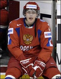 Алексей Черепанов (фото с сайта www.hawk.ru)
