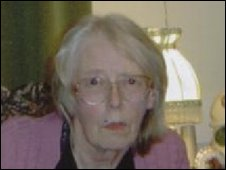 Shirley Leedham (from Kent Police)