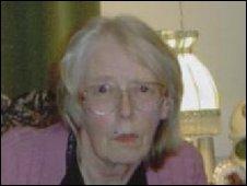 Shirley Leedham (from Kent Police)