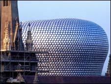 The Birmingham Bullring