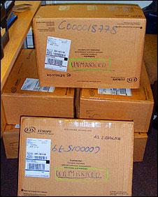 Sats boxes