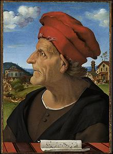 Francesco Giamberti da Sangallo, by Piero di Cosimo.© Rijksmuseum, Amsterdam