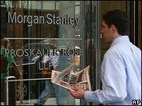 Morgan Stanley, uno de los bancos beneficiados