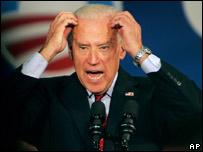 John Biden, candidato a la vicepresidencia del partido demócrata