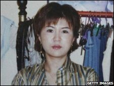 North Korean spy Won Jeong-hwa