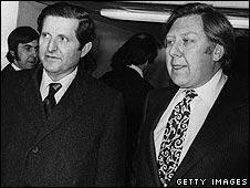 High-level talks in 1976