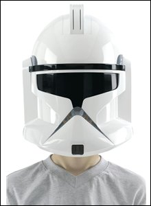 Star Wars Clone Trooper voice changer
