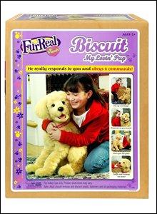 FurReal Biscuit