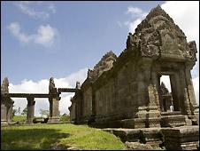 Preah Vihear temple - 21/06/2008