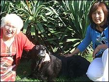 Sue and Nan