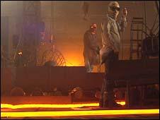 Ittehad Steel factory
