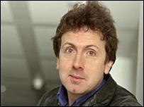 Steve Punt, humorista brit�nico