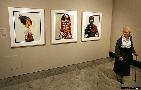 Annie Leibovitz: A Photographer's Life, 1990-2005