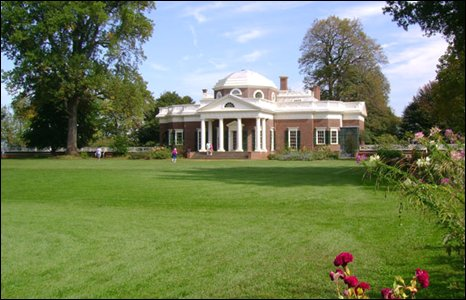 Thomas Jefferson's house