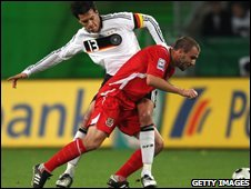 Germany v Wales : photo linked from bbc.co.uk